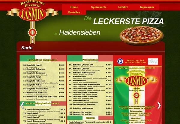 Pizzaria Jasmin